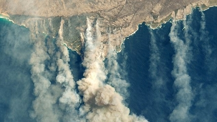 A new satellite will be able to tell firefighters where bushfires are more likely to start.