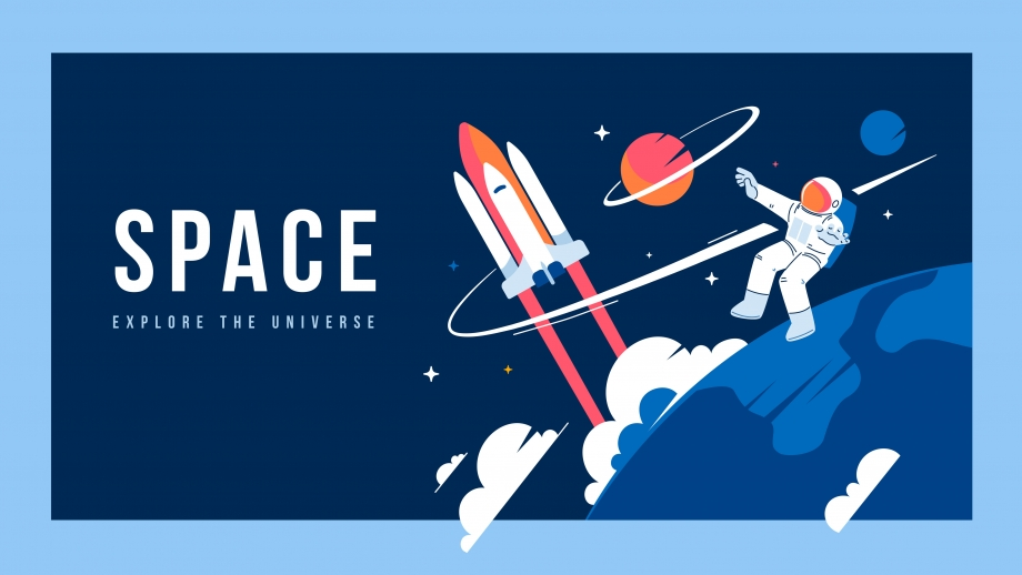 Postcard from space Credit: iStock.com/wowomnom